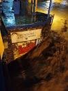 Sejumlah  Video Detik Detik Banjir Bandang Yang Hanyutkan 12 Rumah Di Kecamatan Cicurug