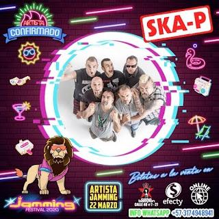 SKA P JAMMING FESTIVAL 2020
