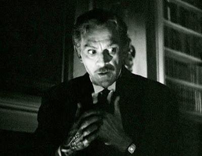Still - Boris Karloff in Before I Hang (1940)