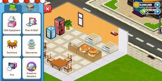 Download Cafeland Mod Apk