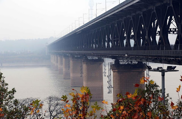 Made in China: Yangtze River bridge a testament to quality construction