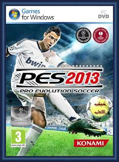 تحميل لعبة بيس 2013 للكمبيوتر Download Pro Evolution Soccer 2013