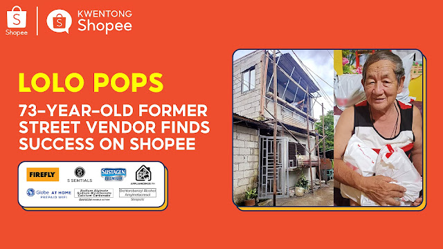 73-Year-Old Street Vendor Builds Dream House with Earnings from Shopee