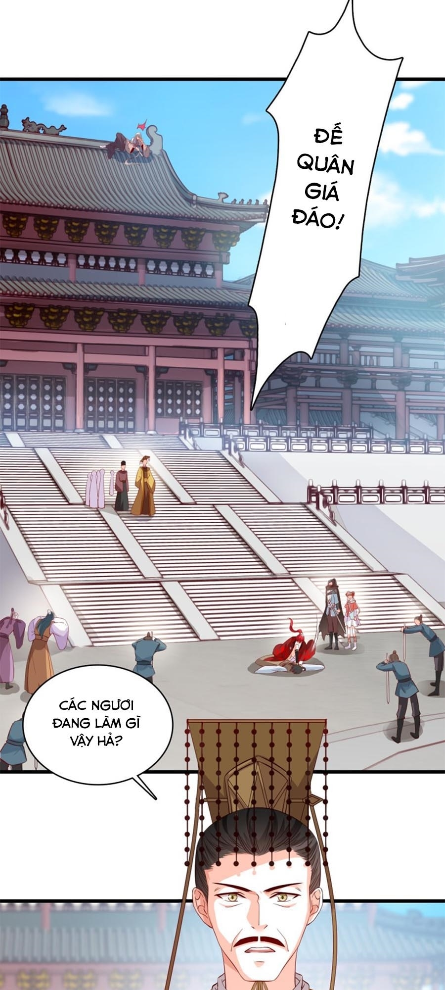 Phản Phái Nữ Đế Lai Tập chap 40 - Trang 5