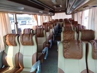 Jakarta tarif sewa bus pariwisata