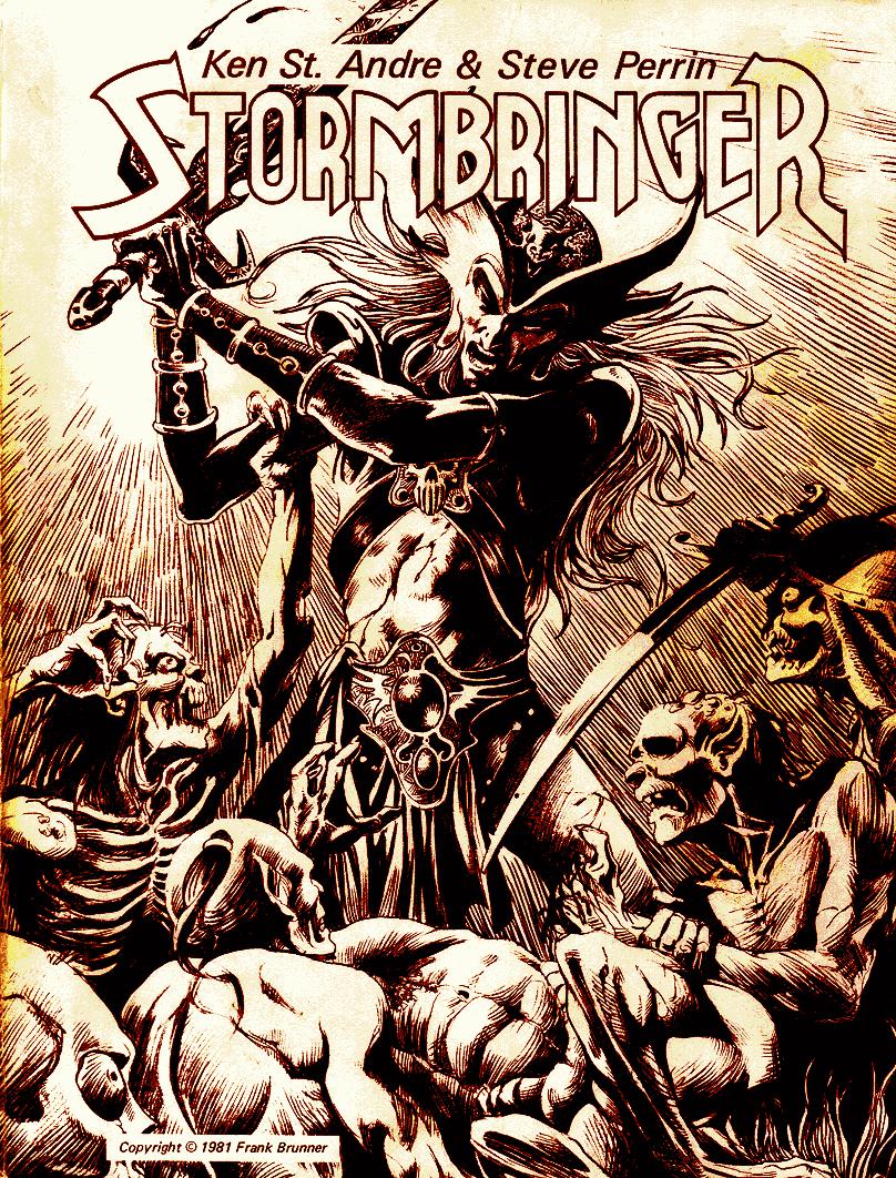 Luca Giuliano: rpg story 51: Stormbringer