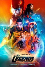 Legends of Tomorrow Season 3 | Eps 01 [Ongoing]