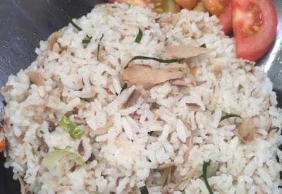 Resep Nasi Goreng Tuna