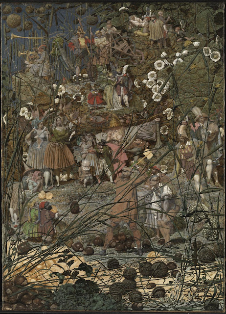 Londres Richard  Dad : The fairy feller's master stroke.  Tate gallery