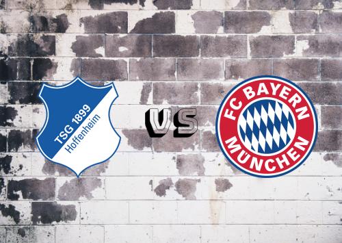 Hoffenheim vs Bayern München  Resumen y Partido Completo