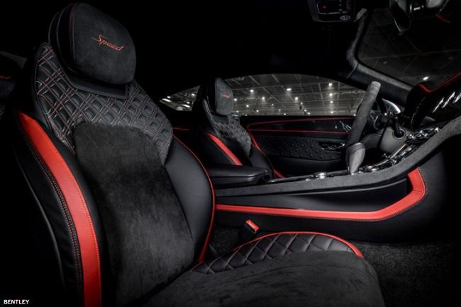 Jok mobil Bentley Continental GT Speed