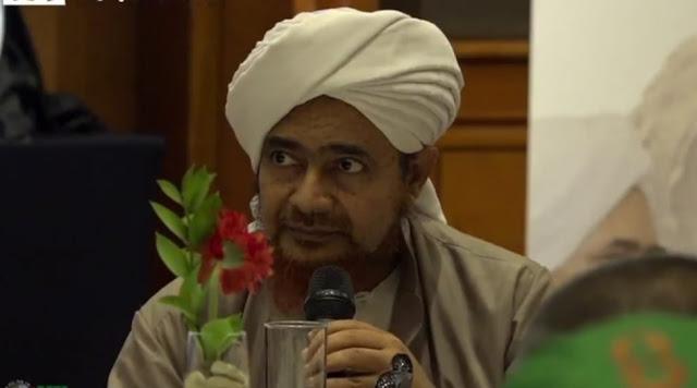 Habib Umar: Muslim yang Melukai Umat Lain Tidak Paham Ajaran Islam
