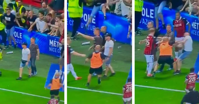 Funny!!!! Marseille physio faces multi-year ban for punching Nice fan
