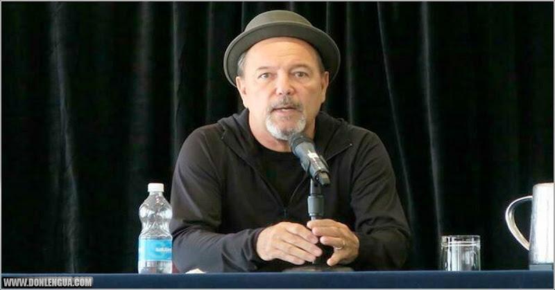 Suegra de Rubén Blades murió a causa del virus en Nueva York