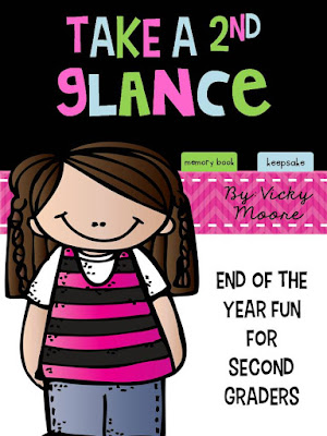 second grade end of the year pack