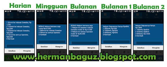 Paket Telepon Murah Indosat Terbaru Bisa Untuk Semua Operator By Hermanbaguz Blogspot com