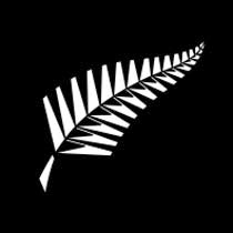Logo of New Zealand national cricket team