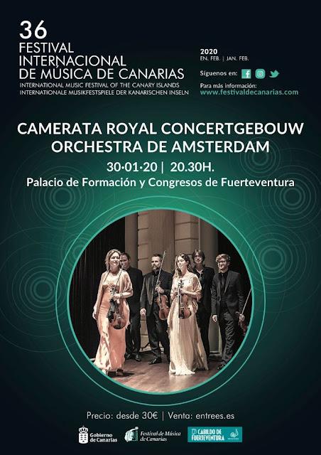 musica%2Bcamara%2Ben%2BFuerteventura - Música de cámara llega a Fuerteventura de la mano de la Camerata Royal Concertgebouw de Ámsterdam