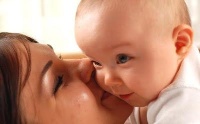 Danger When the Baby Often Kissed