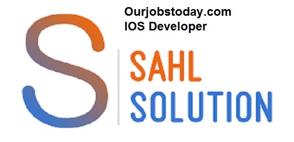 IOS Developer in Sahl Solution Company - Ourjobstoday.com