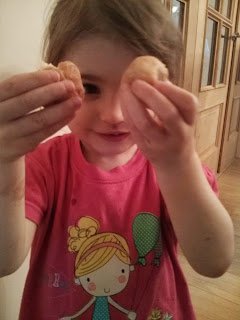 doughnut eyes