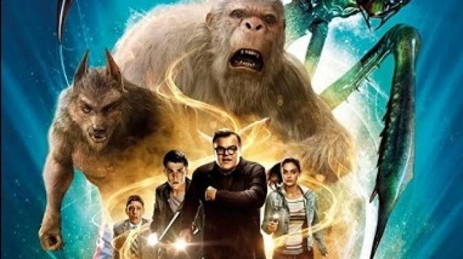 film goosebumps, film horor berbalut komedi
