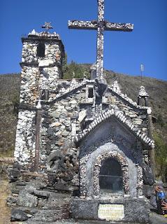 """Frente de capilla Juan Félix Sánchez"""