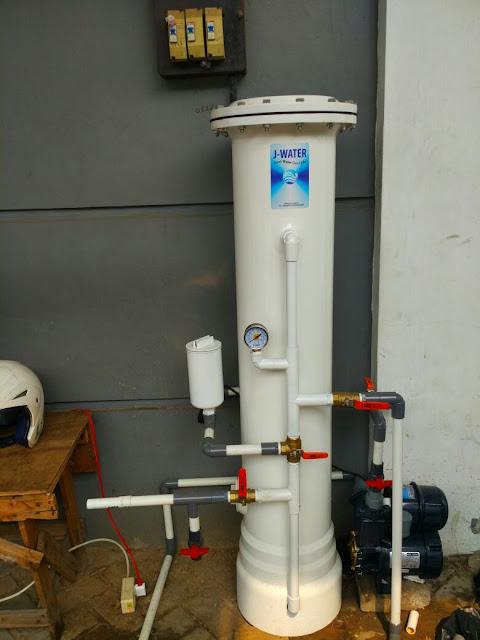filter air tanah sidoarjo
