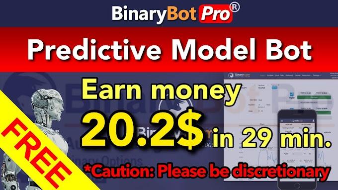 Predictive Model Bot | Binary Bot Pro