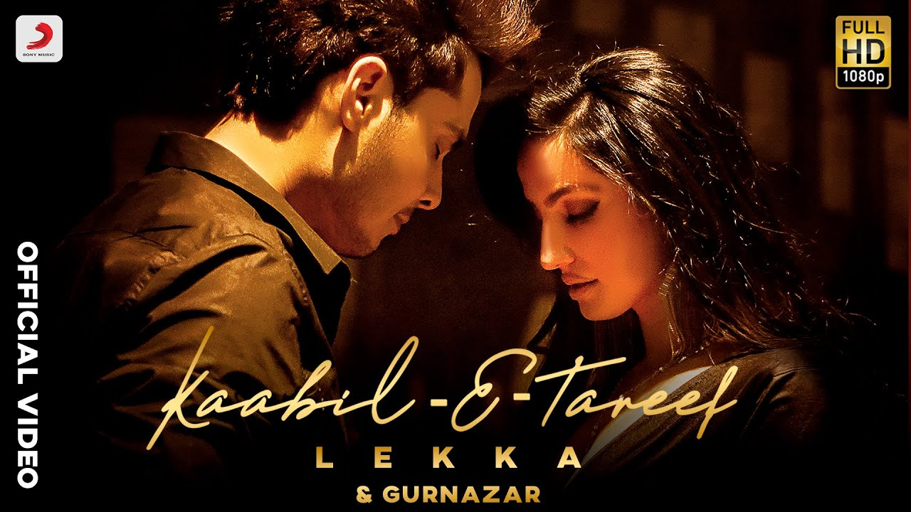 Kaabil-e-tareef Lyrics In Hindi Lekka X Gurnazar