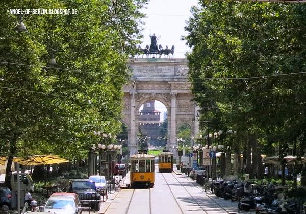 Milano - Arco di Pace