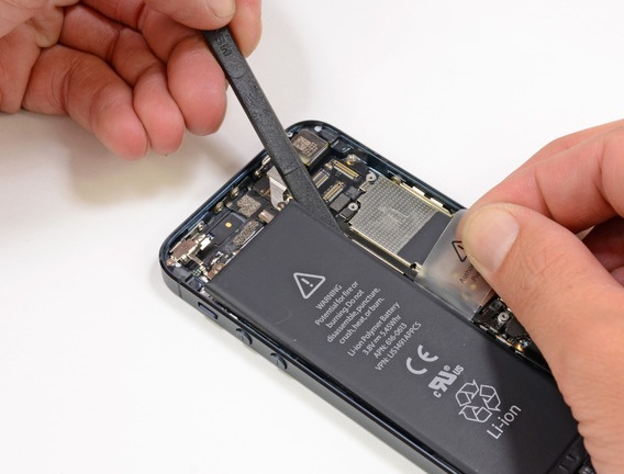 iPhone 5 bateria