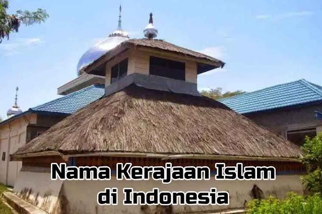 12 Kerajaan Islam di Indonesia