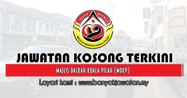 Jawatan Kosong 2020 di Majlis Daerah Kuala Pilah (MDKP)