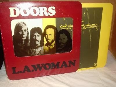 deep groove: LA Woman by the Doors