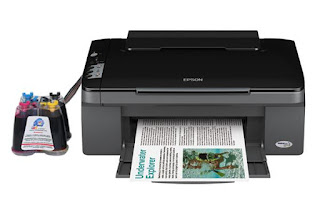 Epson Stylus TX106 Printer Driver Download
