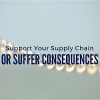 Support Your Supply Chain or Suffer Consequences: Here's How