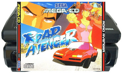 ROAD AVENGER (SEGA MEGA CD)
