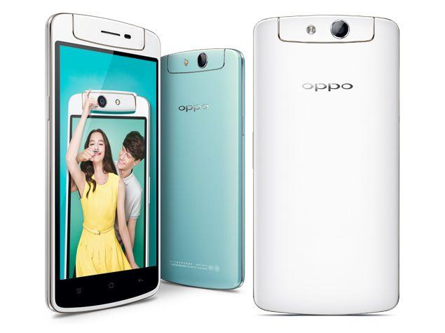 Spesifikasi dan Harga Smartphone Oppo N1