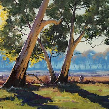 gercken latest painting