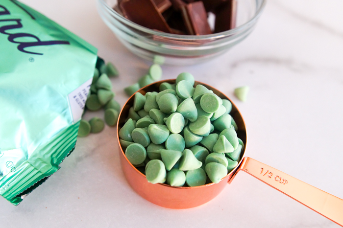 ghirardelli mint chips
