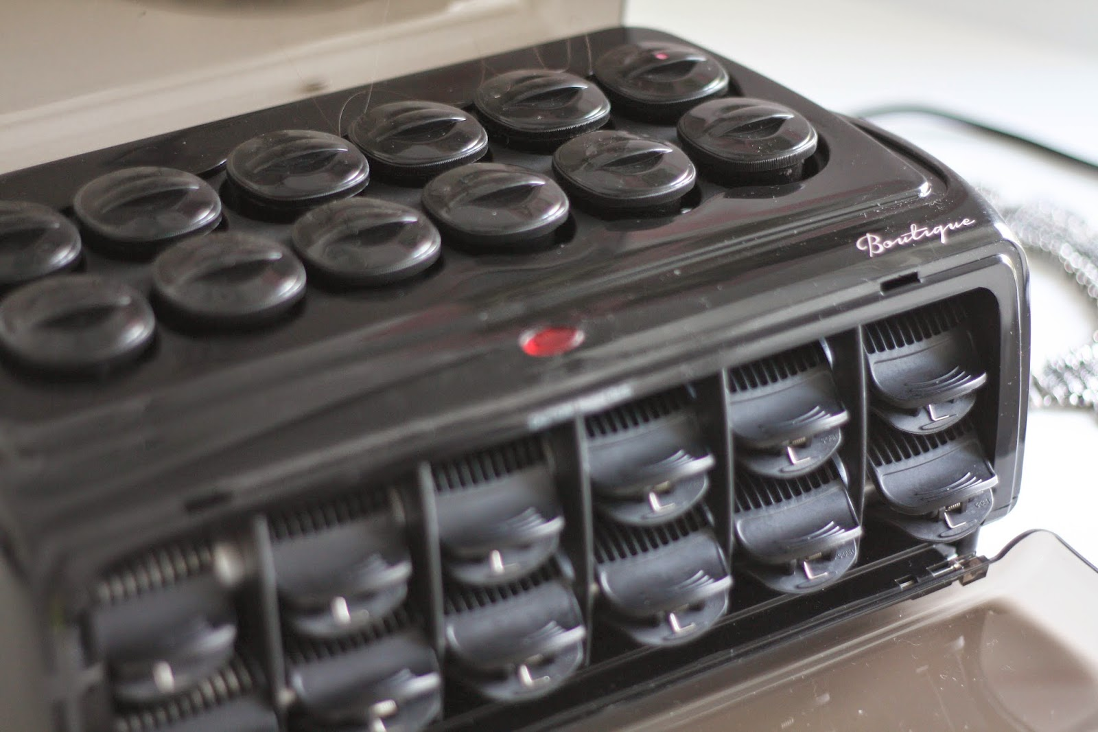 Babyliss Boutique heater rollers review