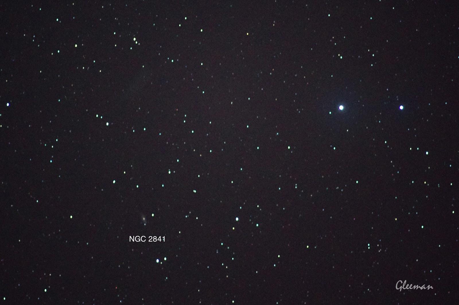 NGC 2841/ Pentax  K5 + Pentax O-GPS1 + DA*200