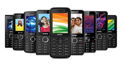 Intex Turbo+ 4G feature phone Launched