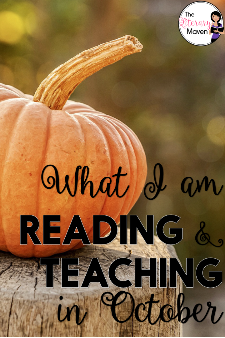 After a choppy start, I'm settling into routines with my classes: independent reading, choice writing, our first unit, and soon our whole class novel.