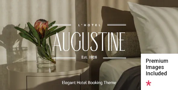 Best Hotel Booking Theme