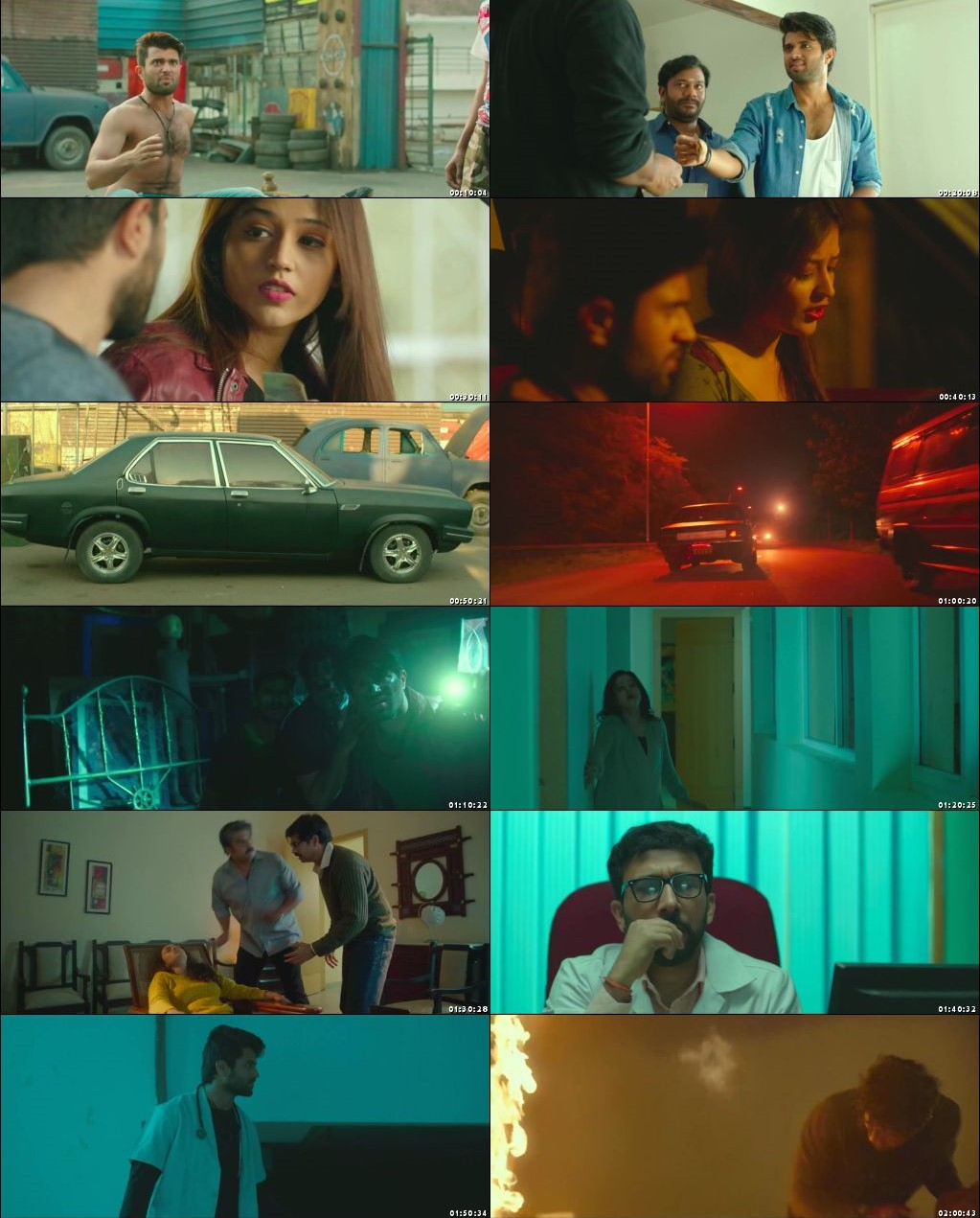 Taxiwala 2018 Hindi Dubbed Movie Online Watch