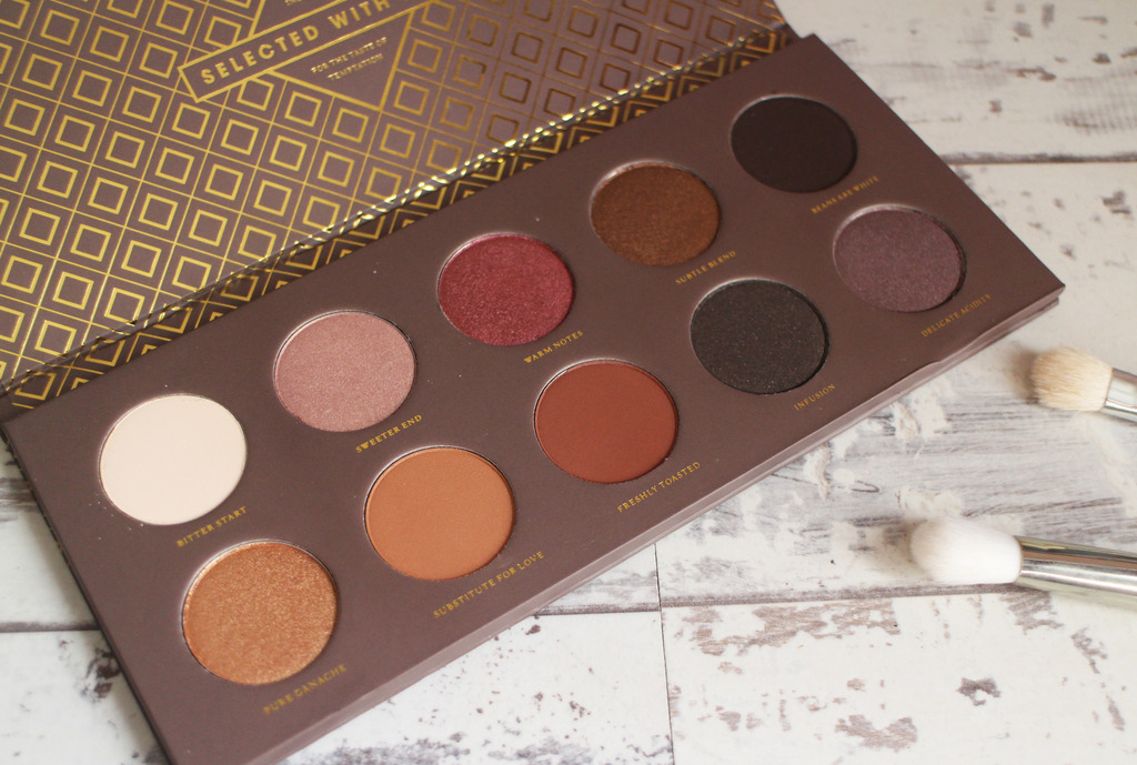 Zoeva Eyeshadow Palettes: En Taupe & Cocoa Blend