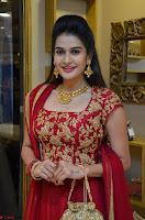 Jenny Honey in Stunning Dark Red Anarkali Dress at Splurge   Divalicious curtain raiser ~ Exclusive Celebrities Galleries 065.JPG