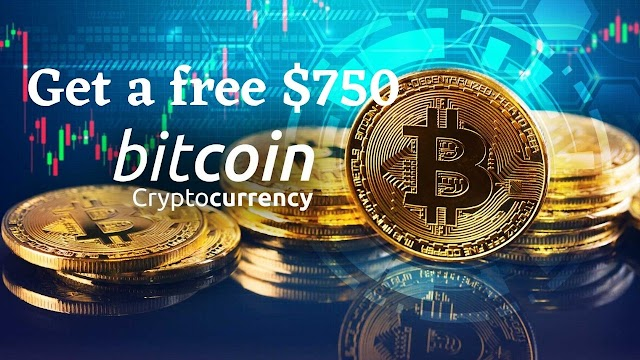 Get a Free $750 in Crypto Currency! how to get free cryptocurrency 2021!